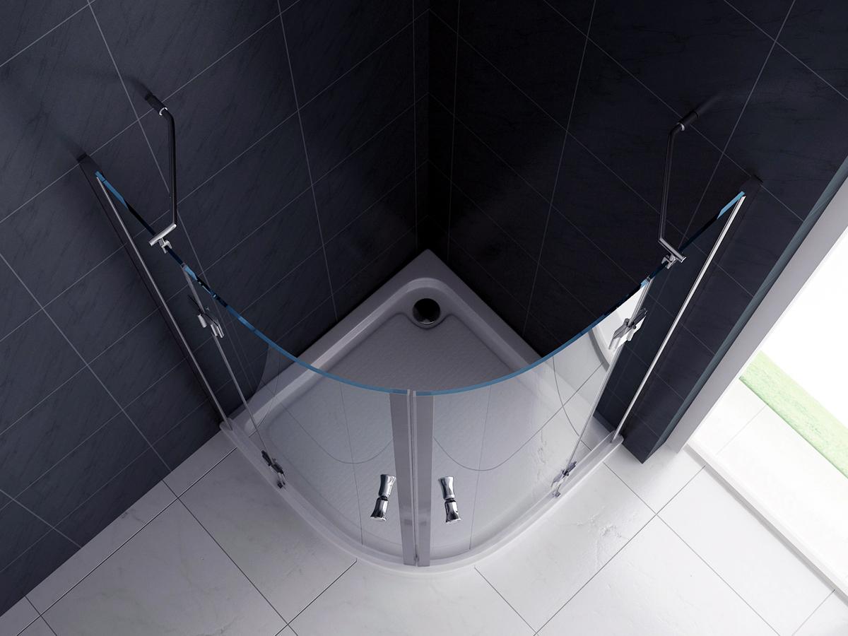 Duschabtrennung glas rund  Duschabtrennung Glas Rund | gispatcher.com