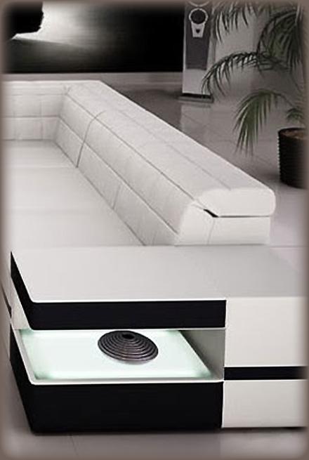 bernstein xxl wohnlandschaft 6106 eck couch neu ledercouch sofagarnitur ebay. Black Bedroom Furniture Sets. Home Design Ideas