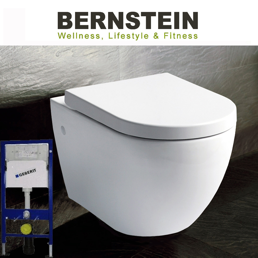 geberit duofix sp lkasten wc toilette softclose deckel ebay. Black Bedroom Furniture Sets. Home Design Ideas